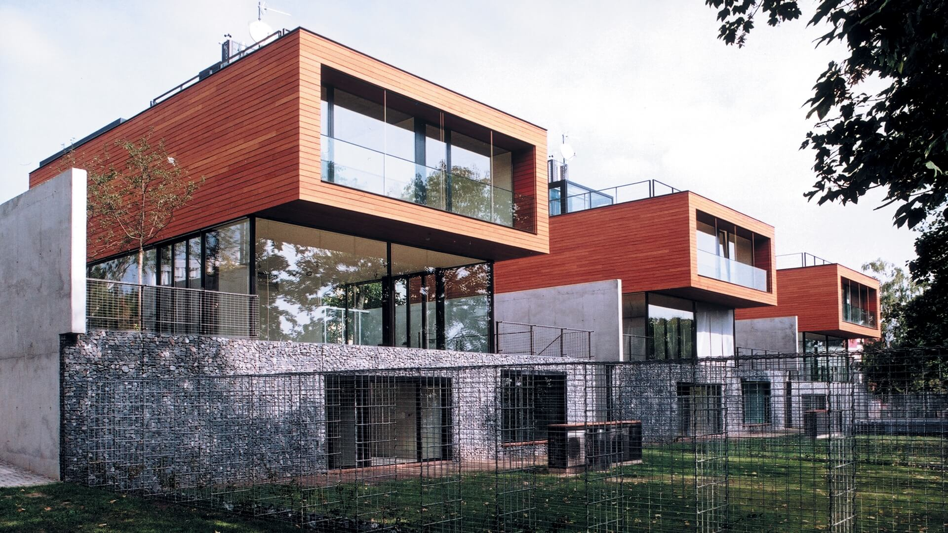 Villa park Strahov | Metrostav Development